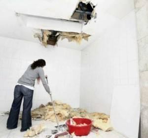 Reparación de goteras en Castellón