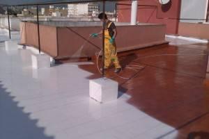 Impermeabilización de tejados en Alicante