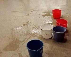 Reparación de goteras