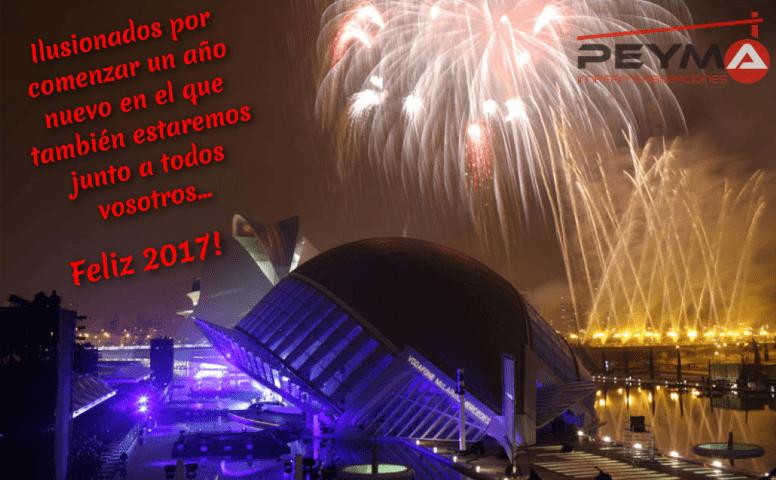 Peyma les desea un próspero 2017