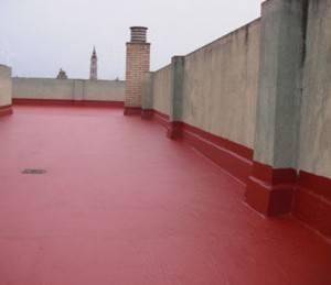 Impermeabilización tejados Alicante