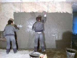 Impermeabilización de sótanos
