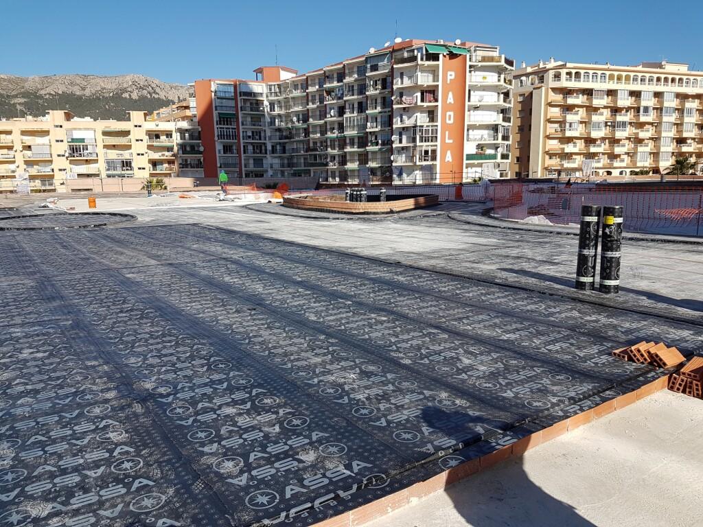 Impermeabilizaciones Alicante de calidad y al mejor precio