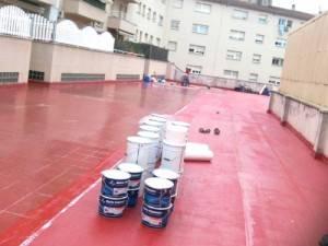 Servicios de impermeabilizaciones en Castellon