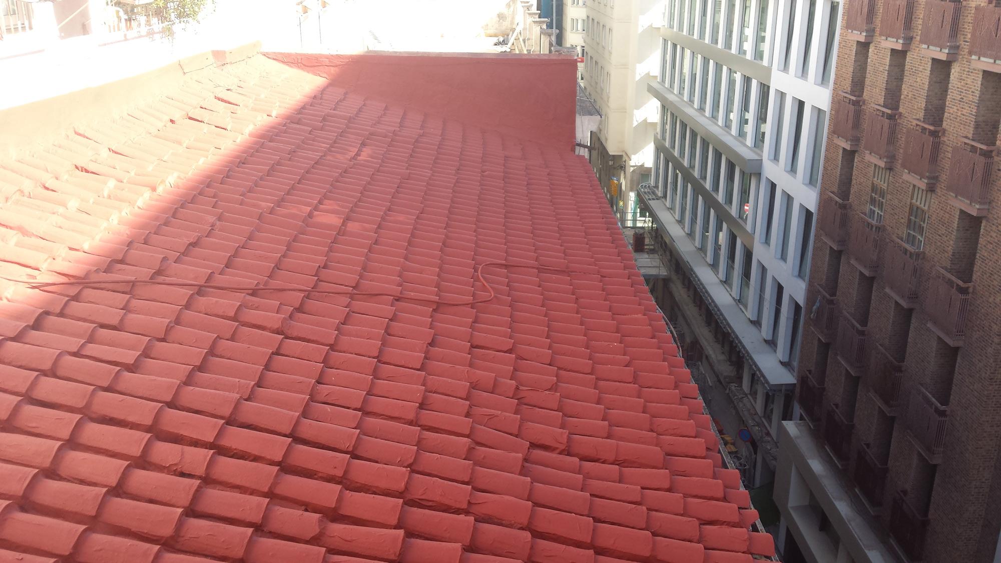 Peyma servicios de impermeabilizaci n de tejados peyma - Impermeabilizacion de tejados ...