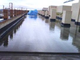 Servicios de impermeabilización con láminas sintéticas Alicante - Empresa con experiencia