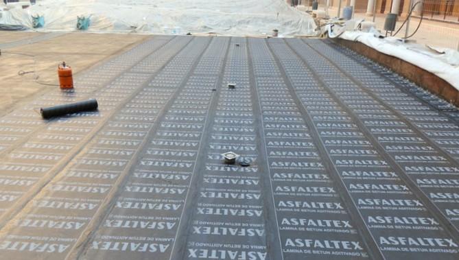Servicios de impermeabilización de tejados Castellón - Empresa de calidad
