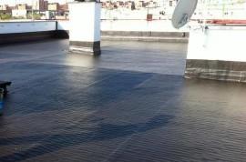 Servicios de impermeabilización con membrana de poliuretano Alicante