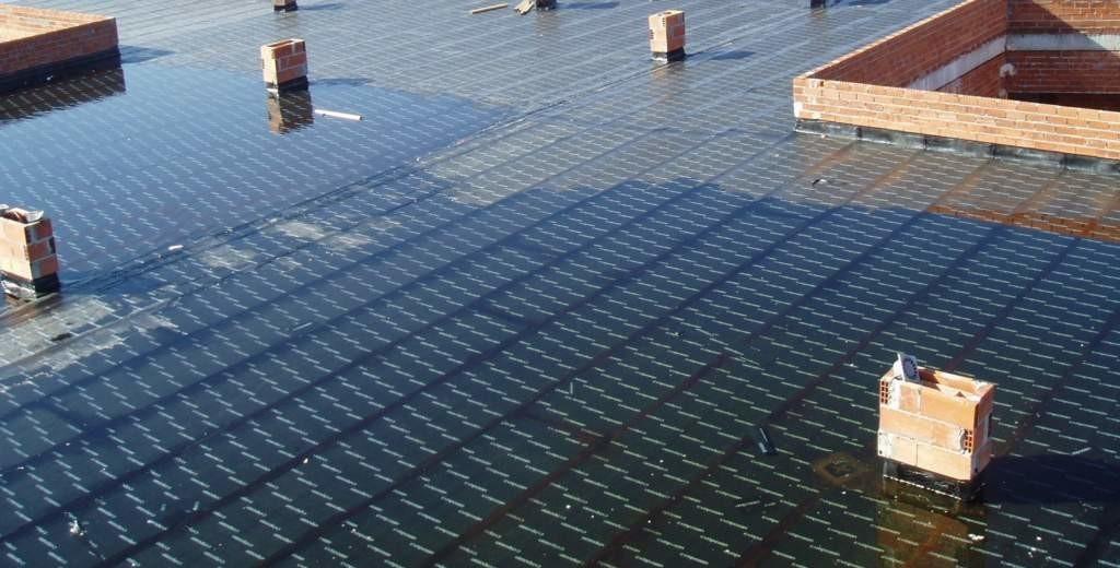 Servicio de impermeabilización con laminas sintéticas Alicante profesional