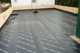 Empresa de impermeabilización de terrazas Castellón