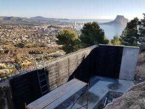 Empresa de impermeabilización de cubiertas Alicante profesional
