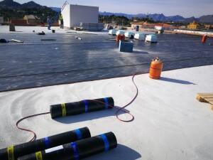 Servicios de impermeabilizaciones Alicante