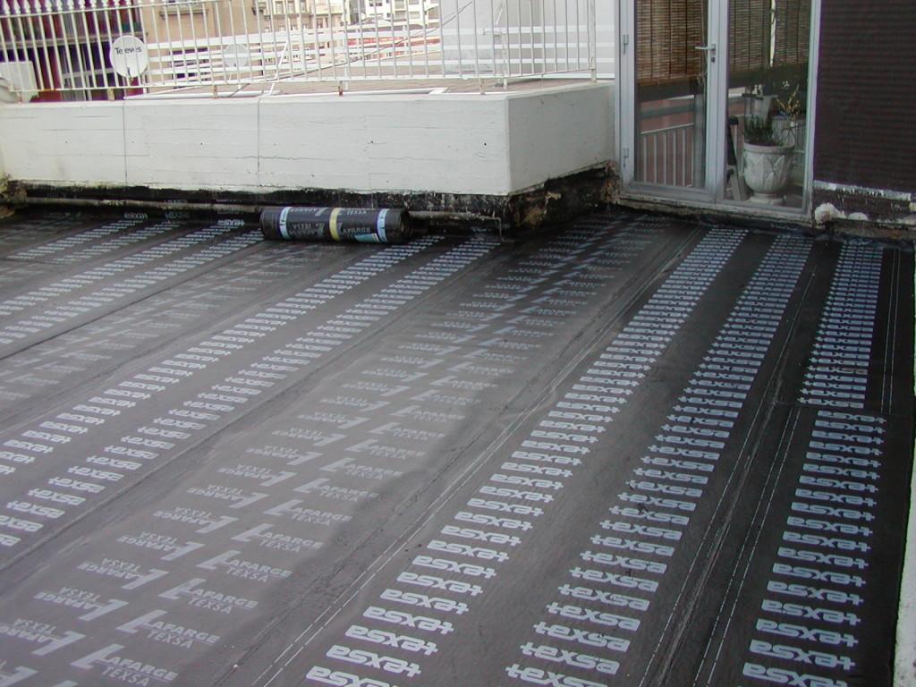 Empresa de impermeabilizaciones Valencia