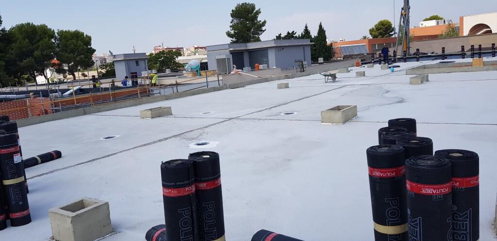Servicios de impermeabilizaciones Castellón de calidad