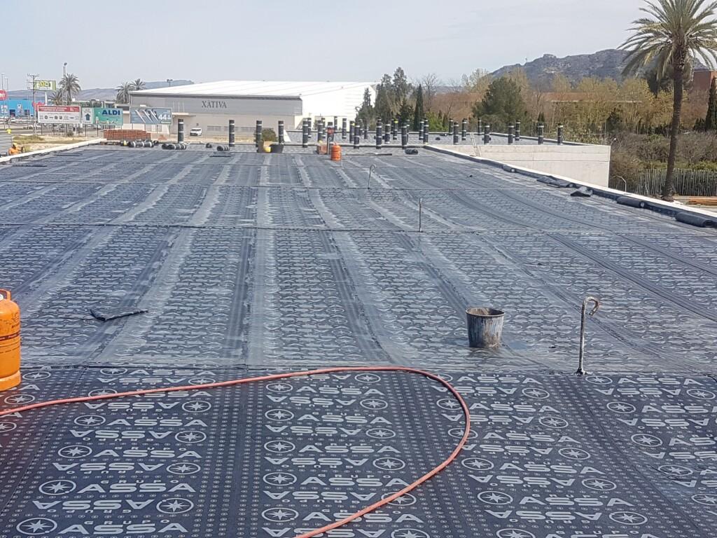 Empresa de impermeabilización de terrazas Alicante