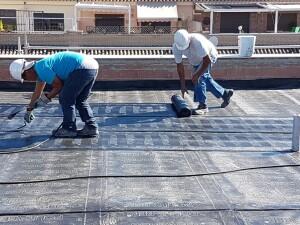 Empresa de impermeabilización de terrazas Alicante profesional