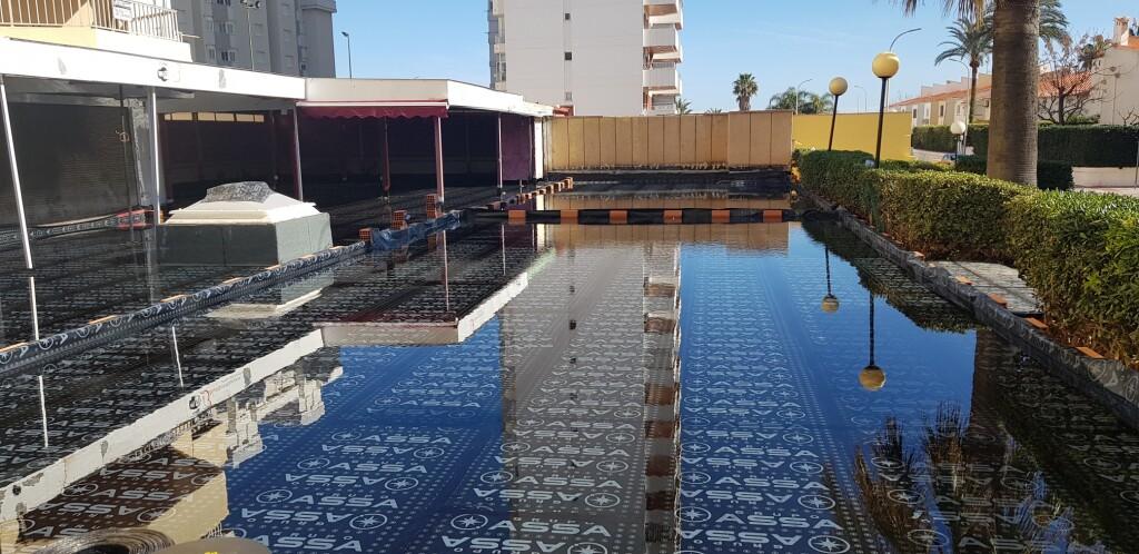 Empresa de impermeabilización Valencia profesional